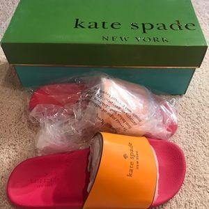 Kate Spade Pool Slide